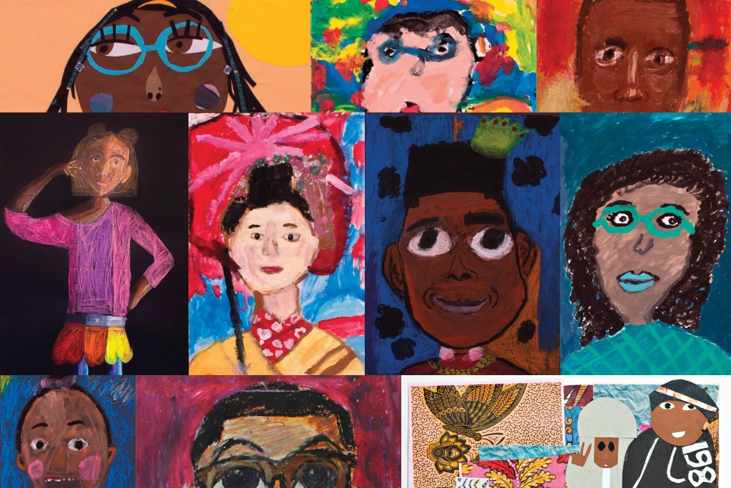 Become a Patron of the Next Generation of Artists with Studio in a School