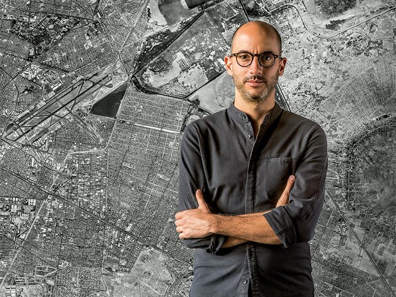 Architect Manuel Cervantes