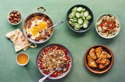 Eat and Explore: Take a Round-the-World Trip with 5 New Cookbooks