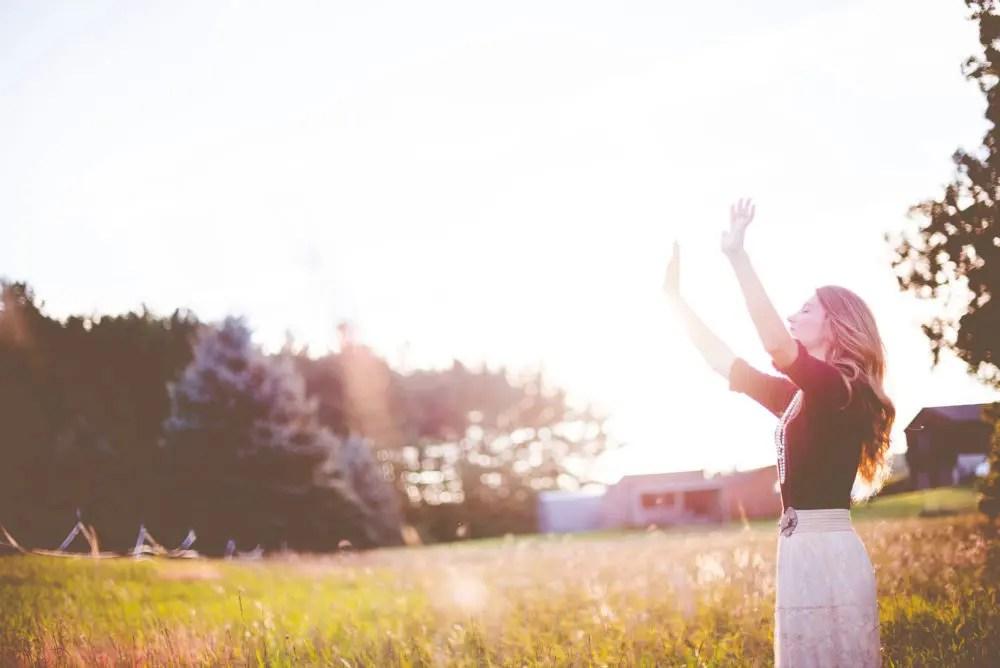 worshipping God in spirit