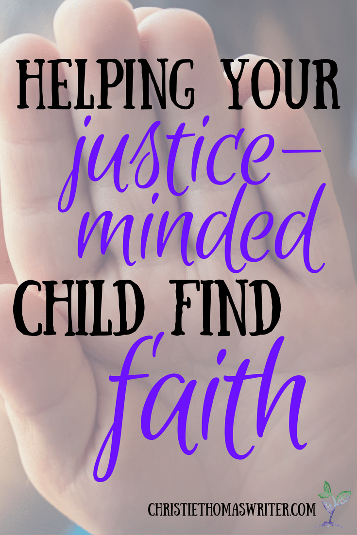 Help your mini-activist grow in faith!