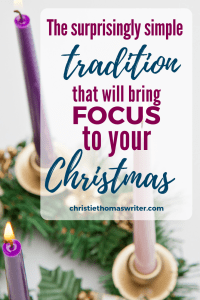 Learn about the birth of Jesus this Christmas with a simple, 10-minute Bible Scripture reading and Advent candle lighting to do each weekend of December. Learn how to create this beautiful and easy memory with your kids! DIY Advent candle wreath to be used at church or home #advent #christmaswithkids #Christianparenting #familydiscipleship