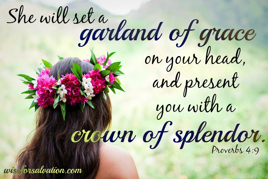 Garland of grace