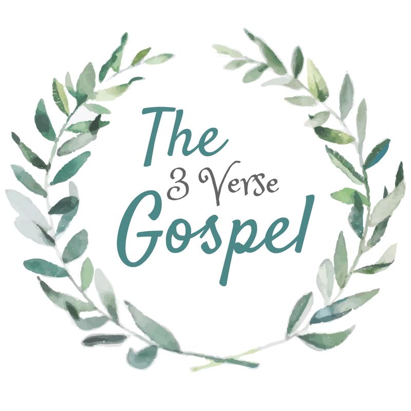 The 3 verse gospel