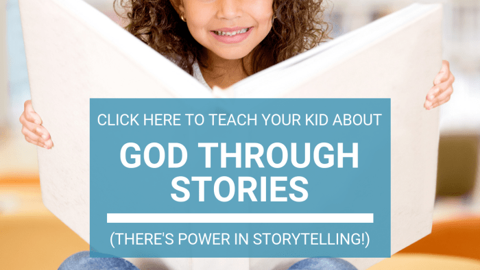 God stories for kids