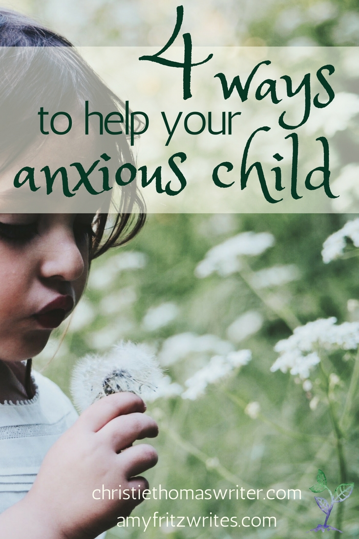 4 tools to help you parent a child with severe anxiety