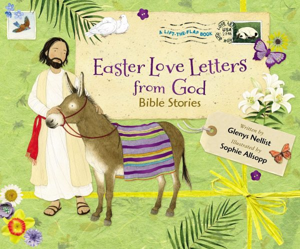 Easter love letters from God
