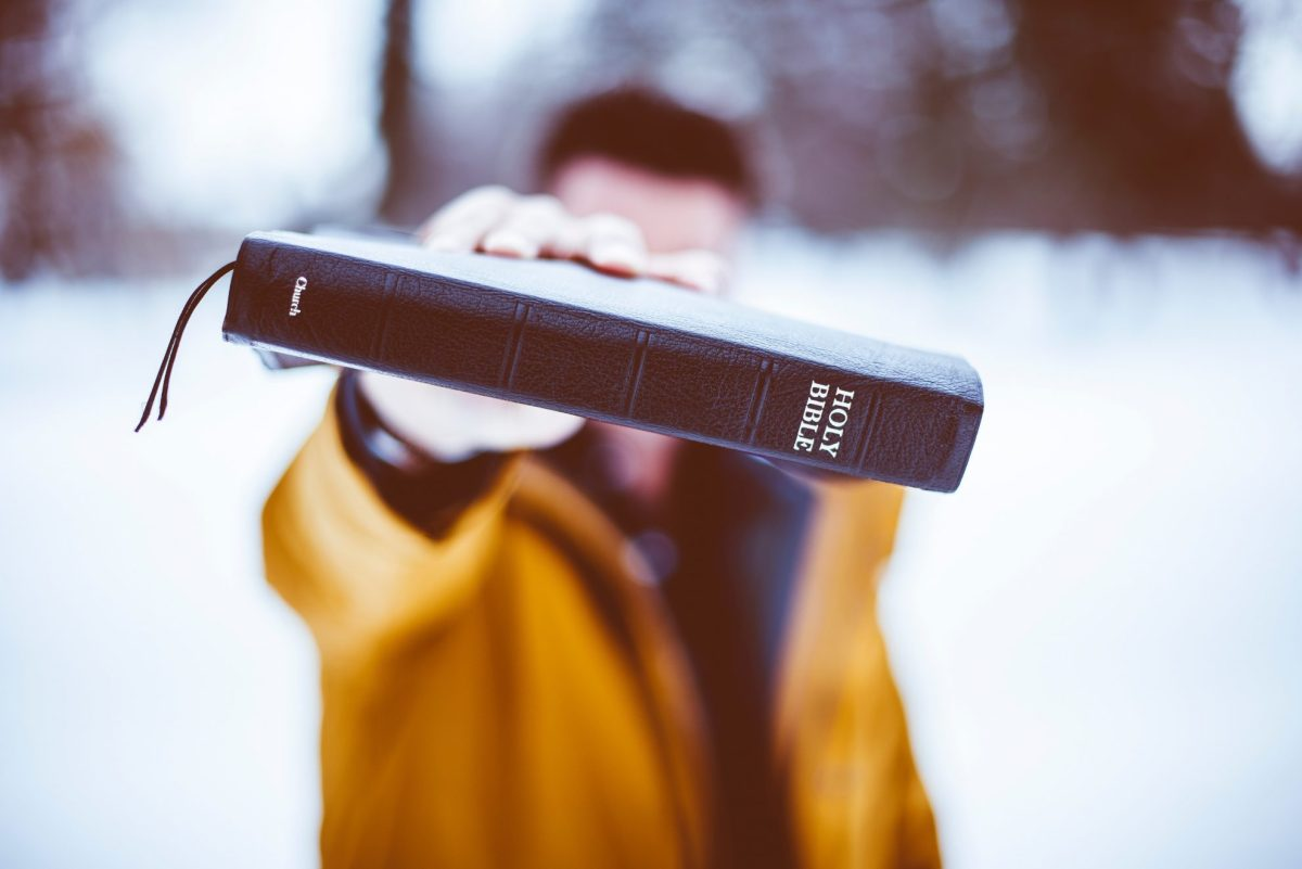 "The Bible is not about you (why we have to stop looking for ""life application"")"