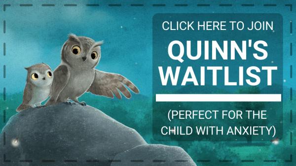 Quinn's waitlist - connect God and children