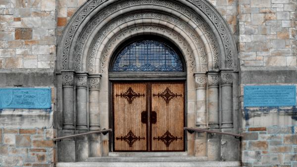 door to Jesus