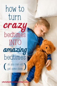A bedtime routine that works for babies, toddlers, preschoolers, and elementary-aged kids that will save your sanity. Learn why consistency is important. A relaxing schedule that will help your child sleep healthy. | Change an old, bad habit by modifying the routine in the middle of the habit loop. #parentinghacks #Christianparenting #sleephacks #Christianmom