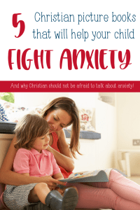 Ideas to help kids deal with their anxious feelings | Parent your anxious child | Coping Skills for Kids | Dealing with Anxiety | Coping with Anxiety | Christian picture books #anxiety #anxietyrelief #mentalhealth #kids #parenting #parentingtips #christianparenting #kidlit