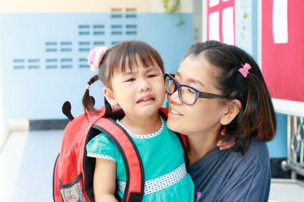 how to help a child with separation anxiety