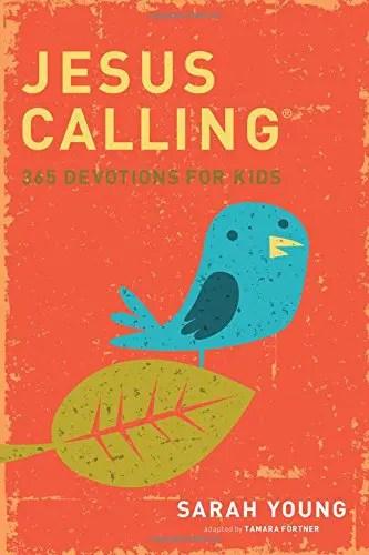 Jesus Calling devos for kids