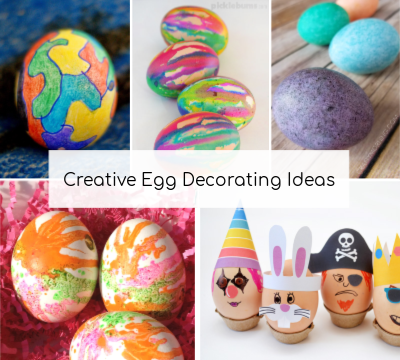 creative easter eggs