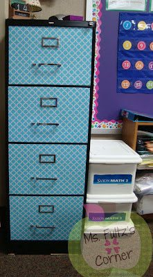 Office Makeover Part Three: Filing Cabinet Tutorial • Christi Fultz