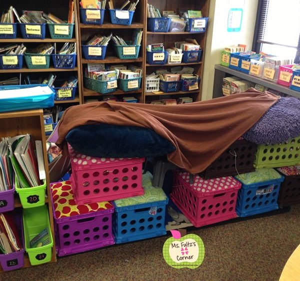 We Built a Fort Today