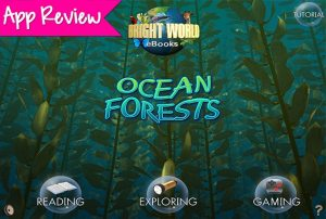 App Review: Ocean Forests