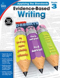 Evidence Based Writing
