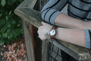 Fall Fashion Giveaway; Jord women's watch