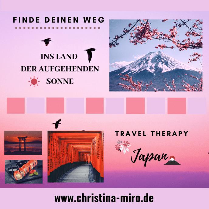 Travel Therapy - Japan - Ins Land der aufgehenden Sonne