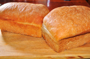 Fresh, homemade bread