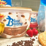 blue bunny ice cream social