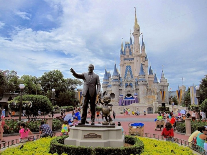 least crowded days at disney world