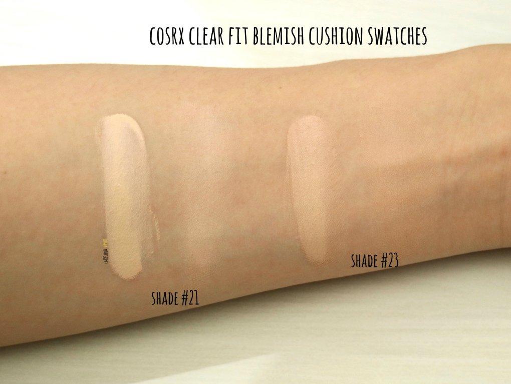 Afbeeldingsresultaat voor cosrx Clear Fit Blemish Cushion