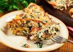 Mediterranean Breakfast Frittata