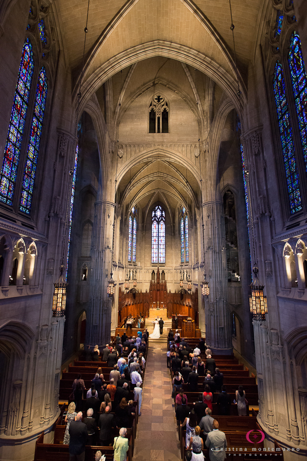 Heinz Chapel Weddings Pittsburgh Wedding Photographer Christina Montemurro