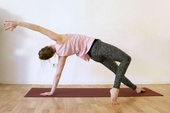 2 Wochen Yoga