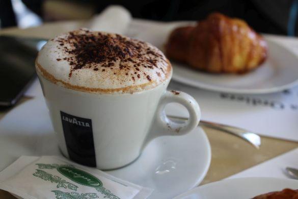 Kolumne Kaffee