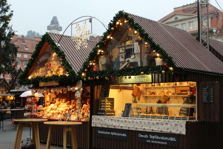 Christkindlmarkt Graz