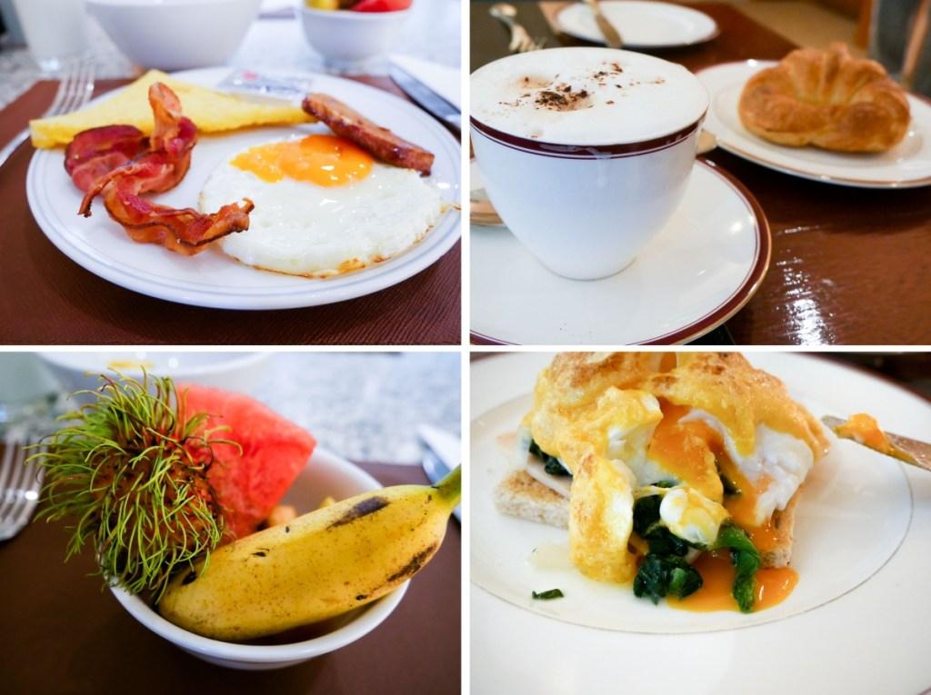 Arnoma Grand Hotel Bangkok Frühstück