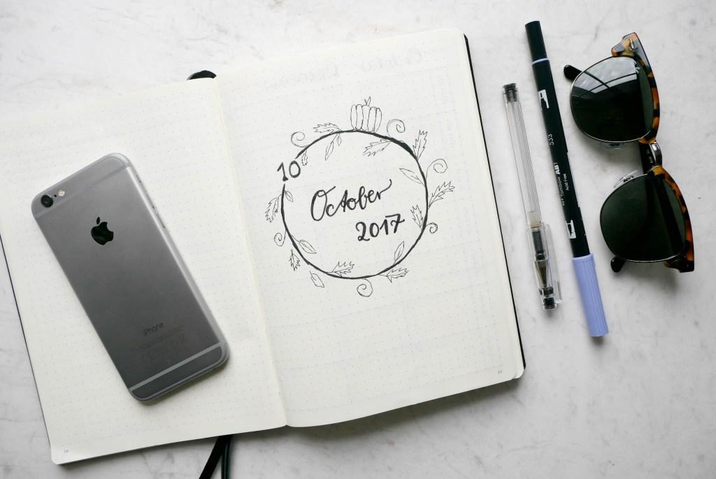 Bullet Journal starten