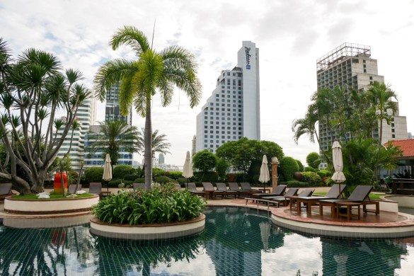 Windsor Suites Hotel Bangkok