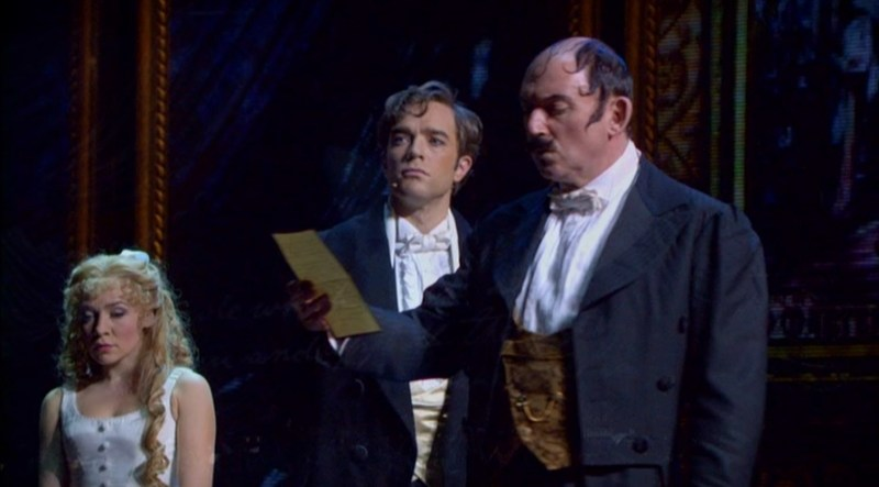 Raoul disapproves