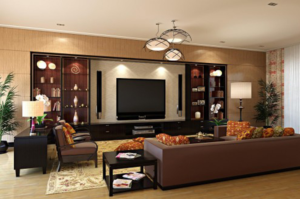 home entertainment center plans