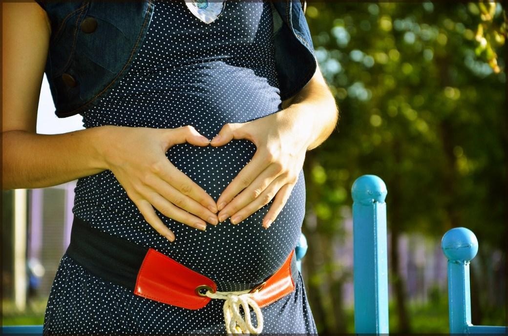 look robe poid femme enceinte