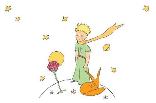 The Little Prince Drawing