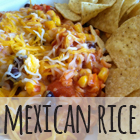 Christine's Easy Mexican Rice