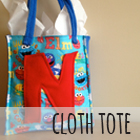 Personalized Cloth Tote