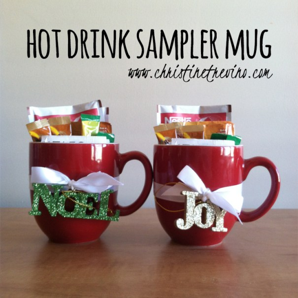 Hot Drink Sampler Mug