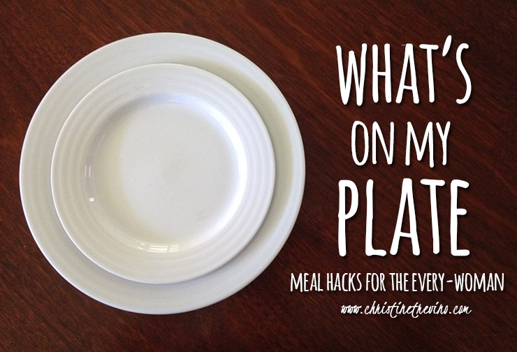 What's On My Plate
