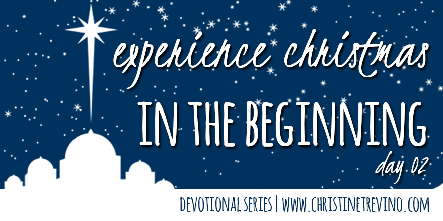 In the Beginning [Experience Christmas]