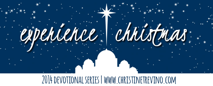 Experience Christmas Devotional Series