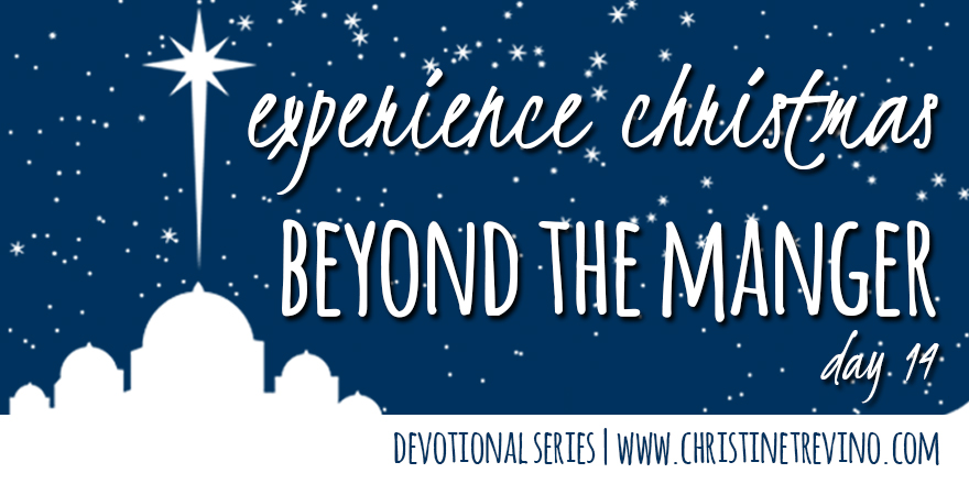 Beyond the Manger [Experience Christmas]