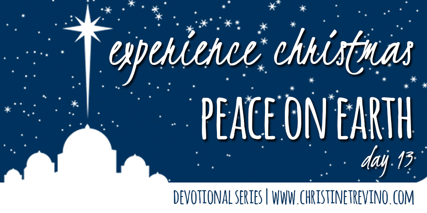 Peace on Earth [Experience Christmas]