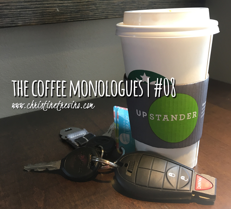 The Coffee Monologues | #08